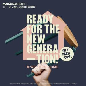 Salon MAISON&OBJET 2020